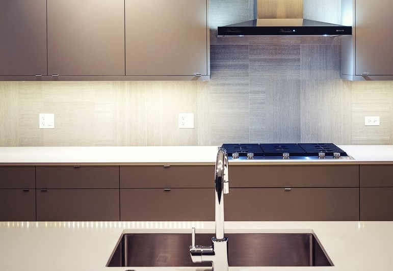 Affordable Kitchen Backsplash