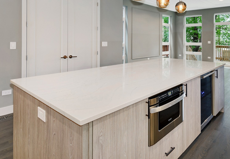 Affordable Kitchen Islands Wilmette
